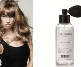 Balmain Hair prezentuje perfumy do… włosów (Hair Perfume)