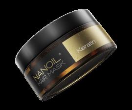 Nanoil Keratin Hair Mask regenerująca maska do włosów